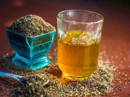 کاهش سریع چربی دور شکم با این ادویه معطر,طرز تهیه نوشیدنی زیره برای لاغری
