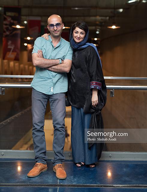 ویدا جوان و همسرش,آیلا تهرانی,جشنواره فیلم شهر