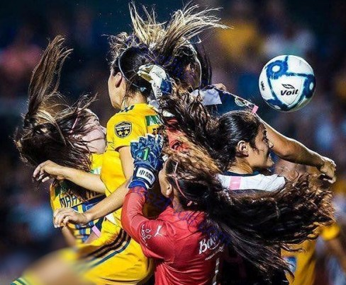 فوتبال زنان در مکزیک