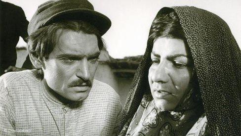 محمود دولتآبادی,فیلم گاو