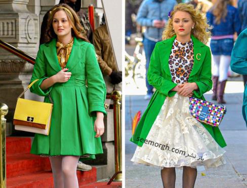 لباس تکراری,لباس تکراری در فیلم ها,لباس تکراری بازیگران,گریم و لباس بازیگران,فیلم دختر سخن چین