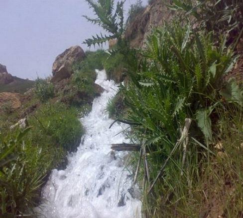 آذربایجان غربی,خوی,جهنم دره,مکان های خطرناک