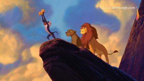 انیمیشن,شیرشاه,کارتون شیر شاه,Lion King