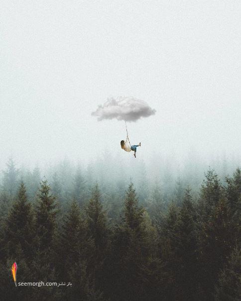 عکس های دستکاری شده Murat Akyol