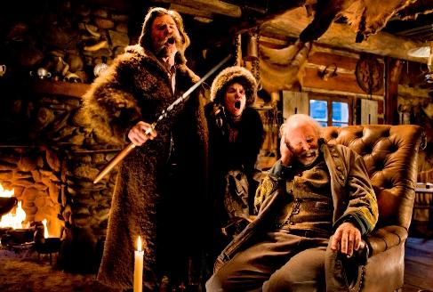 فیلم ترسناک,پایان شوکه کننده فیلم,مرگ شخصیت های فیلم,مرگ در فیلم ها,هشت نفرت انگیز
