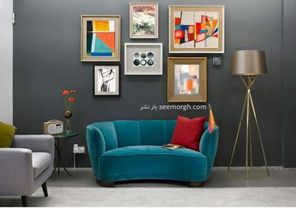 یک کولاژ هنری ایجاد کنید,پنهان کردن نواقص و ایرادهای دیوار با 12 پیشنهاد ارزان قیمت!