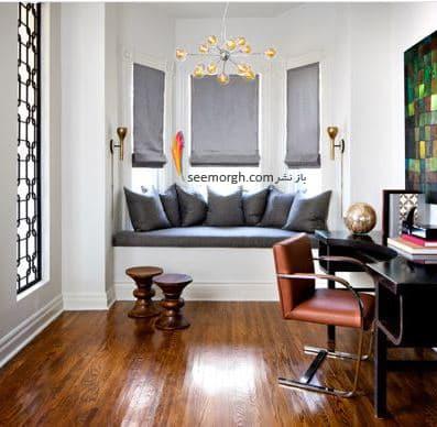 از یک رنگ برای دیوارها استفاده کنید,پنهان کردن نواقص و ایرادهای دیوار با 12 پیشنهاد ارزان قیمت!