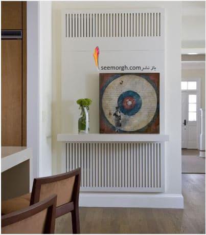 منافذ روی دیوار را با یک صفحه بپوشانید,پنهان کردن نواقص و ایرادهای دیوار با 12 پیشنهاد ارزان قیمت!