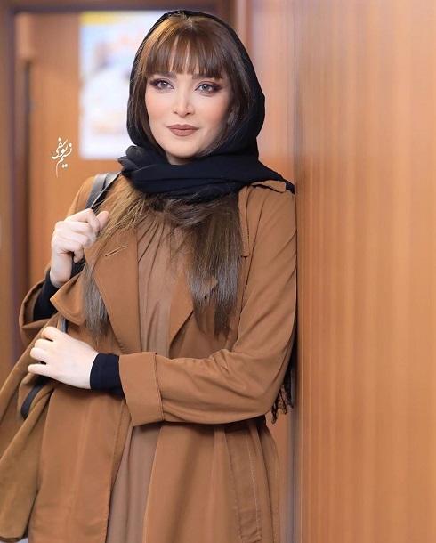 بهنوش طباطبایی در اکران فیلم ماجرای نیمروز رد خون در تهران