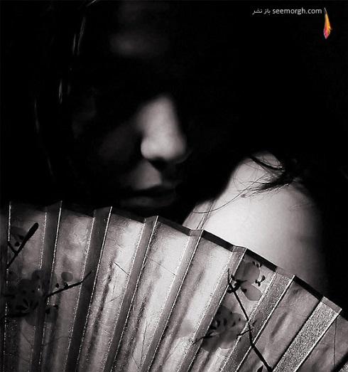 عکاسی مفهومی سیاه و سفید