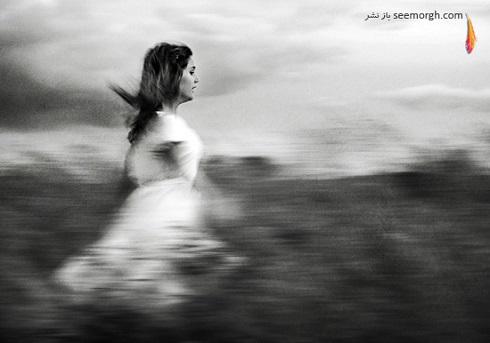عکس سیاه و سفید زیبا و هنری