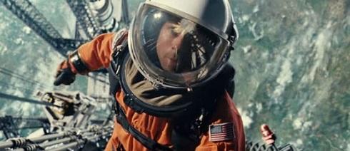برد پیت در فیلم به سوی ستارگان Ad Astra