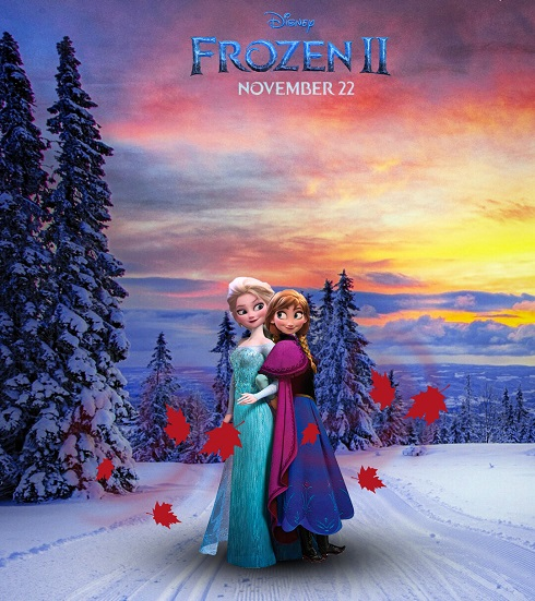 السا و آنا در انیمیشن ملکه برفی فروزن قسمت 2