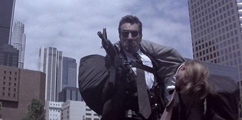 سرقت مسلحانه در فیلم مخمصه