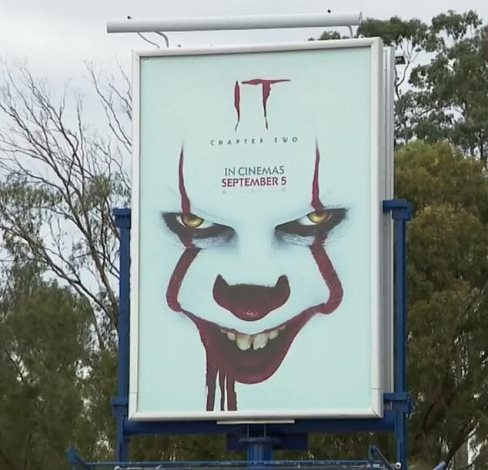 فیلم ترسناک,پوستر,فیلم آن,فیلم It
