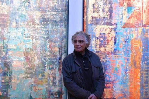 مسعود عربشاهی نقاش و مجسمه ساز