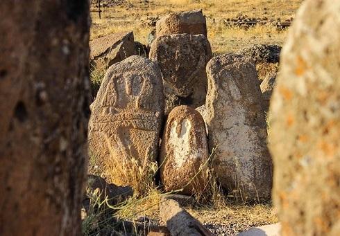 قبرستان تاریخی در مشکین شهر