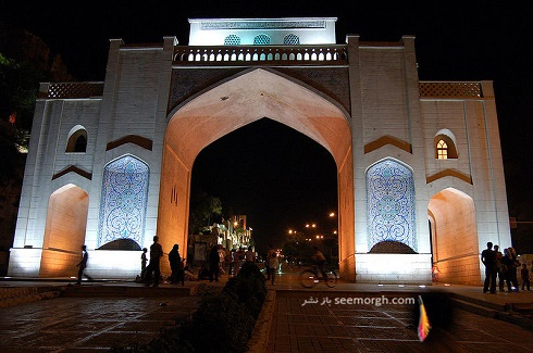 دروازه قرآن در استان فارس