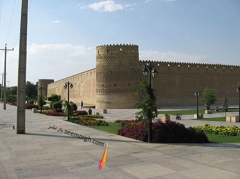 ارگ کریمخان در استان فارس