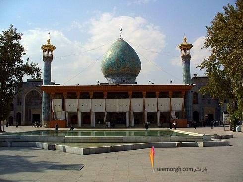 شاه چراغ در استان فارس