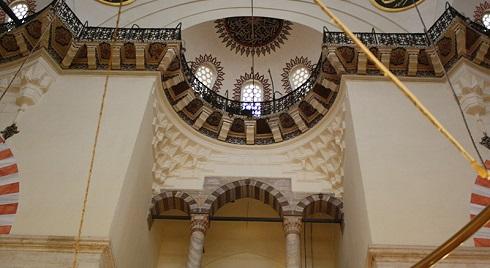نمادها در مسجد سلیمانیه