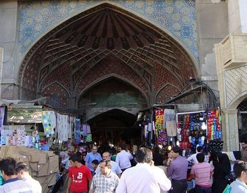 تاریخچه بازار بزرگ تهران
