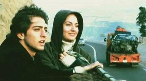 مهناز افشار و بهرام رادان در فیلم «شور عشق»
