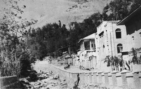 عکس های دیدنی از محله های قدیم تهران