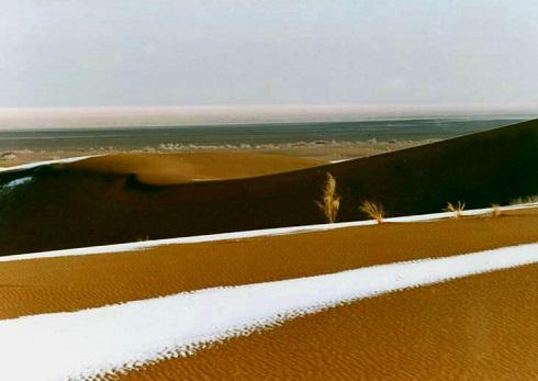 اقلیم پارک ملی کویر در گرمسار
