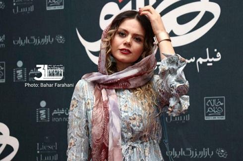 عکس هنرمندان در اکران فیلم هزارتو