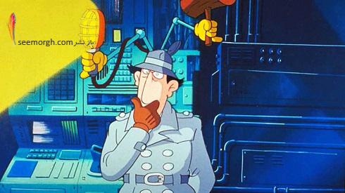 انیمیشن کاراگاه گجت Inspector Gadget