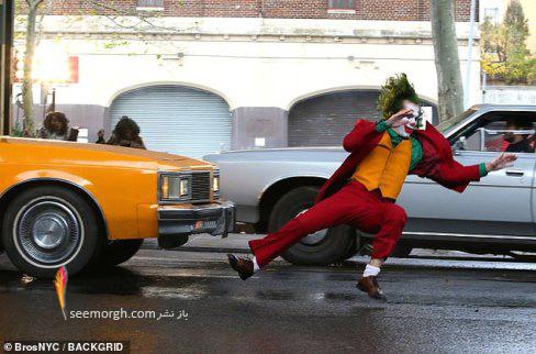 عجیب ترین کارهای جوکر Joker,چرا جوکر عجیب است
