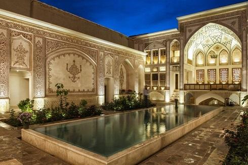 لوکس ترین خانه تاریخی ایران