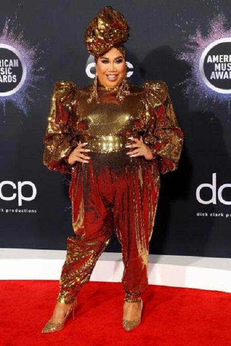 فرش قرمز مراسم جوایز موسیقی آمریکا 2019