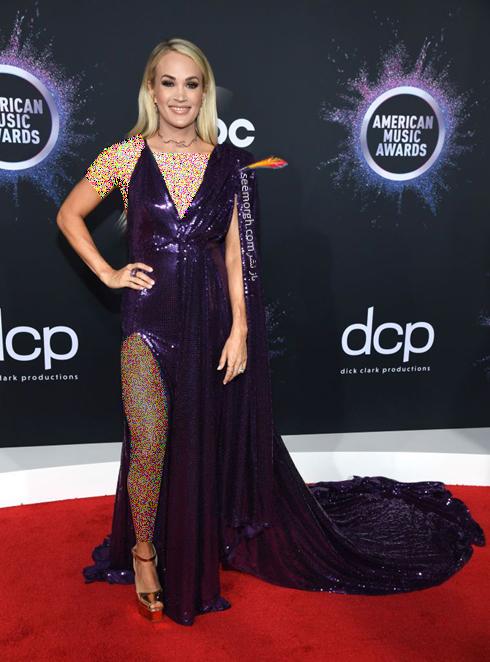 مدل لباس American music awards 2019 - کری آندروود Carrie Underwood,مدل لباس,مدل لباس در American Music Awards