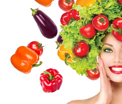 مواد مغذی برای مو