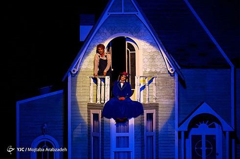 نمایش مری پاپینز,تئاتر مری پاپینز,Mary Poppins