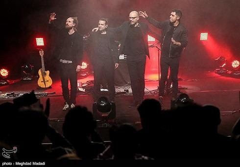 کنسرت شیلر در تهران