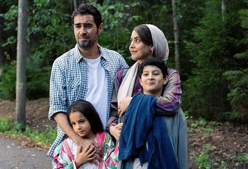 شهاب حسینی در فیلم کویر امروز