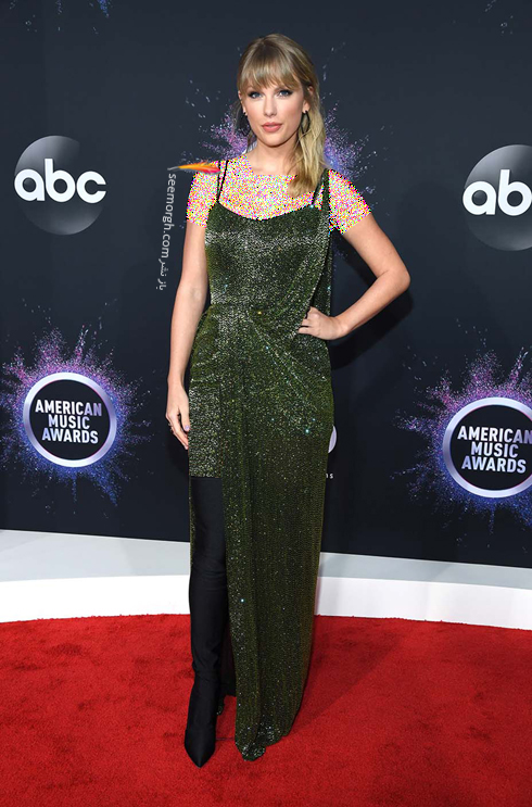 مدل لباس American music awards 2019 - تیلور سوئیفت Taylor Swift,مدل لباس,مدل لباس در American Music Awards