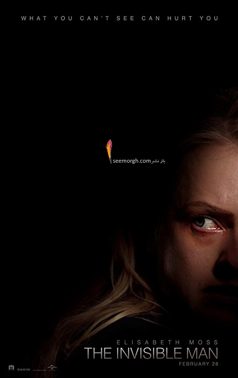 پوستر فیلم ترسناک مرد نامرئی