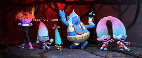 انیمیشن شیرین و موزیکال تور جهانی ترول ها Trolls World Tour