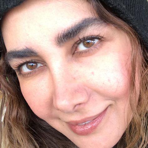 عکس جدید از چهره آنا نعمتی