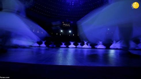 تصاویر زیبای رقص سماع در قونیه
