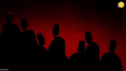مراسم بزرگداشت مولانا در قونیه