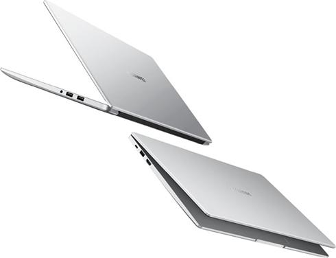 رونمایی هوآوی از لپ تاپ هایی با پردازنده های نسل دهم اینتل