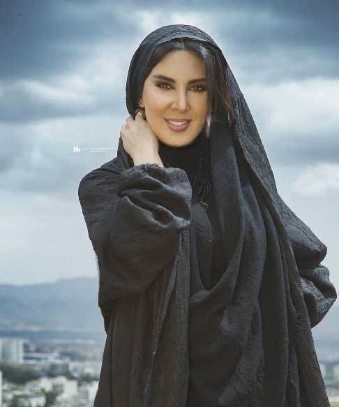 چهره لیلا بلوکات بازیگر 38 ساله