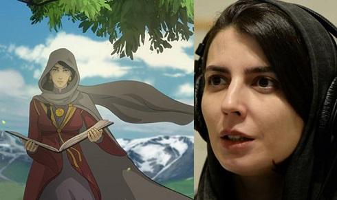 صداپیشگی لیلا حاتمی در انیمیشن آخرین داستان