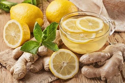 لیمو-زنجبیل