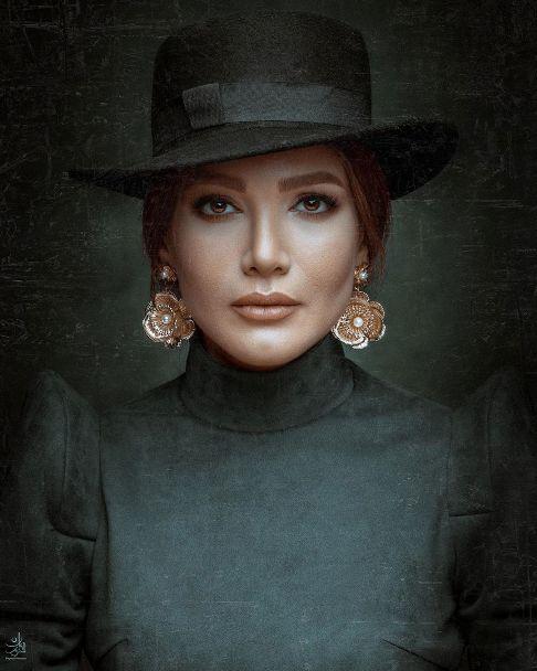 عکس از چهره متین ستوده